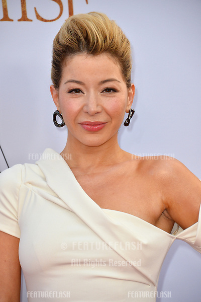 Katherine Castro at the premiere for &quot;The Promise&quot; at the TCL Chinese Theatre, Hollywood. Los Angeles, USA 12 April  2017<br /> Picture: Paul Smith/Featureflash/SilverHub 0208 004 5359 sales@silverhubmedia.com