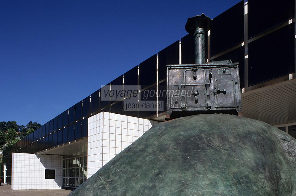 Europe/France/Rhône-Alpes/42/Loire/Saint-Etienne : Musée d'art moderne - Sculpture