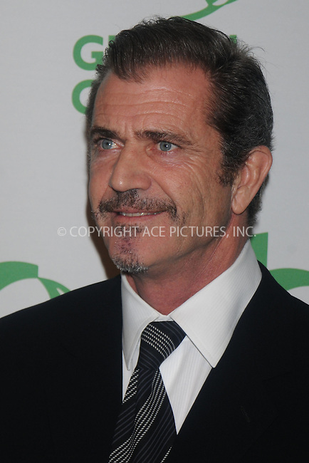 WWW.ACEPIXS.COM . . . . . ....December 10 2008, New York City....Actor Mel Gibson at the 9th annual Global Green Sustainable Design awards at Chelsea Piers on December 10, 2008 in New York City.....Please byline: KRISTIN CALLAHAN - ACEPIXS.COM.. . . . . . ..Ace Pictures, Inc:  ..tel: (212) 243 8787 or (646) 769 0430..e-mail: info@acepixs.com..web: http://www.acepixs.com