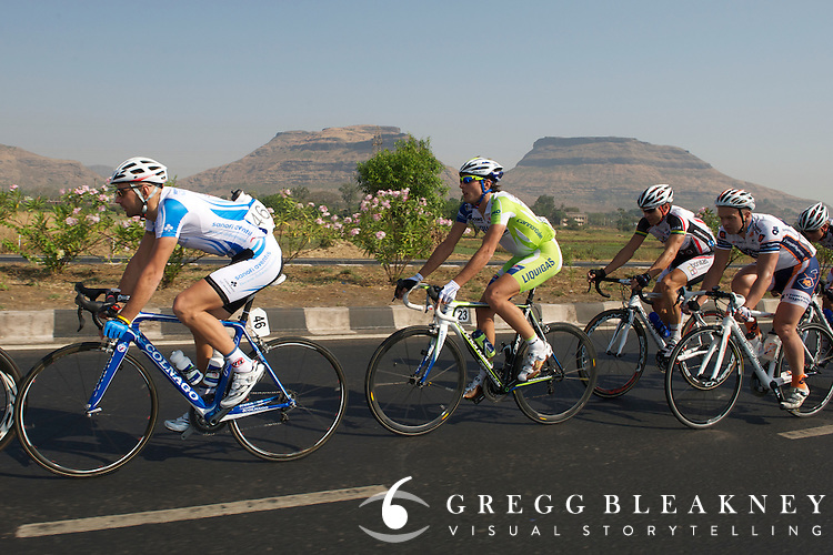 Team Type 1 - Nasik Stage - Tour of India