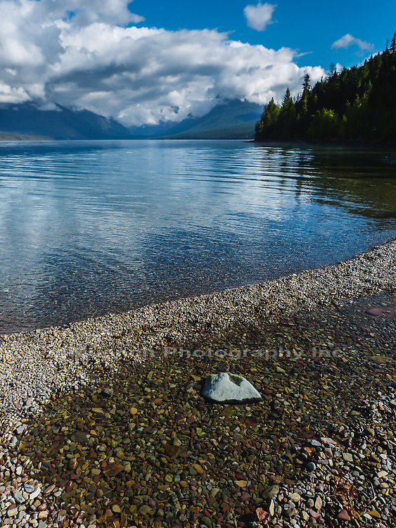 Lake McDonald,Gacier National Park,Montana