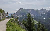Bergwelt am Jenner - Berchtesgaden 17.07.2019: Fahrt auf den Jenner