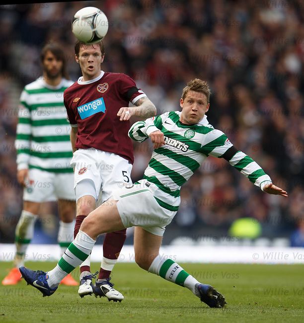 Kris Commons and Darren Barr