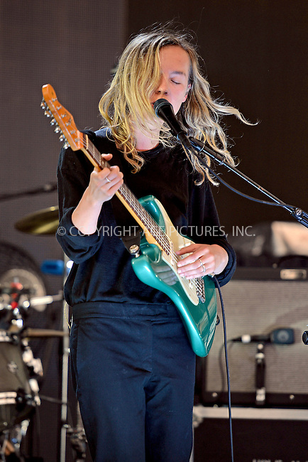 WWW.ACEPIXS.COM<br /> <br /> May 11 2016, Miami<br /> <br /> Amber Bain of The Japanese House performs at the Bayfront Park Amphitheater on May 11, 2016 in Miami, Florida.<br /> <br /> By Line: Solar/ACE Pictures<br /> <br /> <br /> ACE Pictures, Inc.<br /> tel: 646 769 0430<br /> Email: info@acepixs.com<br /> www.acepixs.com