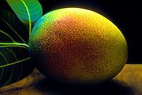 Close up of ripe mango