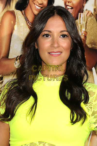 10 March 2014 - Hollywood, California - Angelique Cabral. &quot;The Single Moms Club&quot; Los Angeles Premiere held at Arclight Cinemas. <br /> CAP/ADM/BP<br /> &copy;Byron Purvis/AdMedia/Capital Pictures