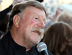 Jack Thompson talks about the December Boys. Red Carpet arrivals for the Australian Premiere of the movie December Boys, 9-9-07.. ..