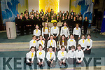 Kerry Choral Union with  Junior Choir at a  St Patrick's Weekend concert in aid of Recovery Haven, Kerry Cancer Support House at St. Brendan's Church Tralee on Sunday
