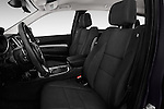 Front seat view of 2015 Dodge Durango SXT 5 Door Suv Front Seat car photos