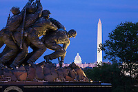 Iwo Jima Memorial - Marine Corp Memorial Washington DC Arlington Virginia