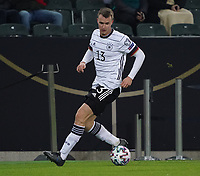 Lukas Klostermann (Deutschland Germany) - 16.11.2019: Deutschland vs. Weißrussland, Borussia Park Mönchengladbach, EM-Qualifikation DISCLAIMER: DFB regulations prohibit any use of photographs as image sequences and/or quasi-video.