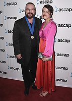 BEVERLY HILLS, CA - APRIL 23:  Desmond Child and Annaca at the 35th Annual ASCAP Pop Music Awards at the Beverly Hilton on April 23, 2018 in Beverly Hills, California. (Photo by Scott KirklandPictureGroup)