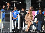 LOS ANGELES, CA. - November 30: Jennifer Lopez, Denzel Washington and Mario Lopez attend the Boys And Girls Clubs of America Announcement at Nokia Theatre L.A. Live on November 30, 2010 in Los Angeles, California.