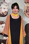 Maria Ballesteros attends to Tiempo Despues film premiere at Capitol cinema in Madrid, Spain. December 20, 2018. (ALTERPHOTOS/A. Perez Meca)