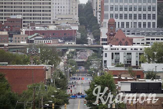 Elite Men Road Race<br /> UCI Road World Championships Richmond 2015 / USA