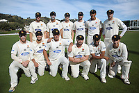 110331 Plunket Shield Cricket - Wellington Firebirds v Central Stags