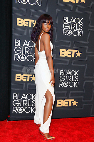 NEWARK, NEW JERSEY - APRIL 1:      Justine Skye attends Black Girls Rock! 2016 on April 1, 2016 at the New Jersey Performing Arts Center in Newark, NJ  photo credit  Star Shooter / MediaPunch