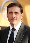 LOS ANGELES, CA. - January 25: Actor Steve Carrel arrives at the 15th Annual Screen Actors Guild Awards held at the Shrine Auditorium on January 25, 2009 in Los Angeles, California.