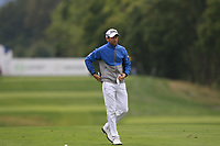 Gregory Bourdy (FRA) on the 5th fairway during Round 3 of the D+D Real Czech Masters at the Albatross Golf Resort, Prague, Czech Rep. 02/09/2017<br /> Picture: Golffile | Thos Caffrey<br /> <br /> <br /> All photo usage must carry mandatory copyright credit     (&copy; Golffile | Thos Caffrey)