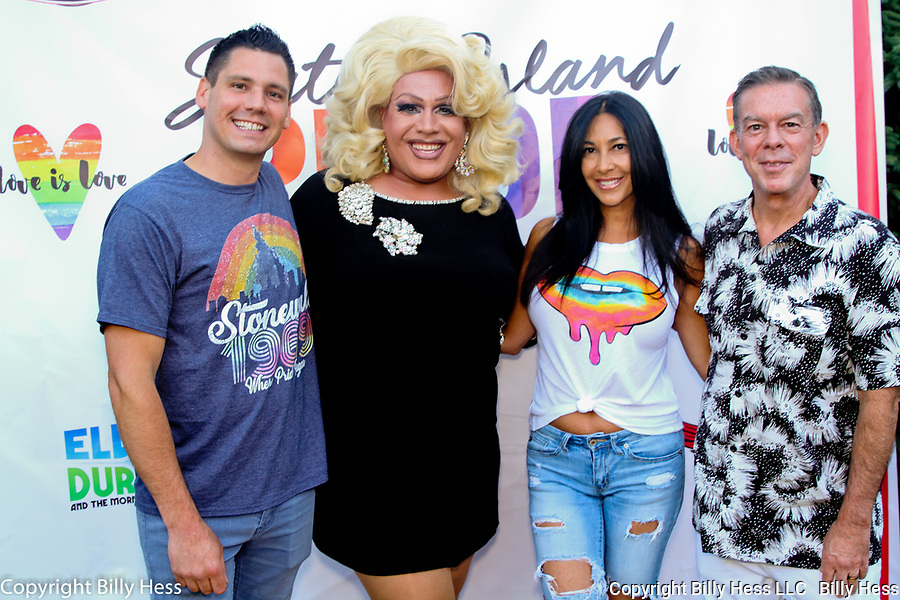 Staten Island Pride Benefit for the Pride Center of Staten Island.