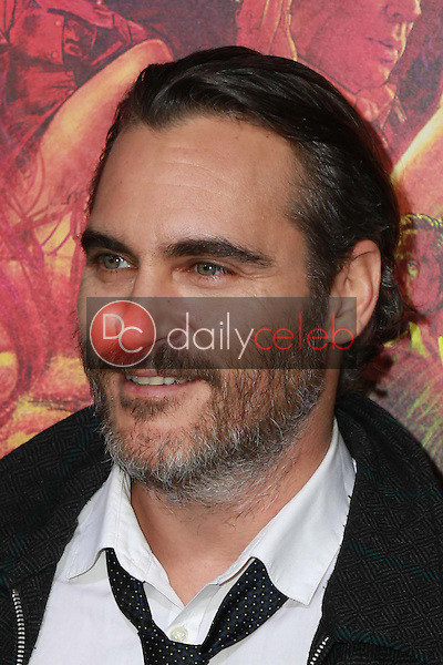 Joaquin Phoenix <br /> at the &quot;Inherent Vice&quot; Los Angeles Premiere, TCL Chinese Theater, Hollywood, CA 12-10-14<br /> David Edwards/Dailyceleb.com 818-249-4998