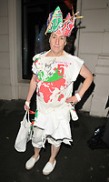 Philip Sallon at the LFW s/s 2018 Vin + Omi catwalk show &amp; afterparty, Andaz Liverpool Street Hotel, Liverpool Street, London, England, UK, on Monday 11 September 2017.<br /> CAP/CAN<br /> &copy;CAN/Capital Pictures