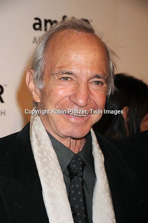 Ben Gazzara .posing for photographers at The amFAR New York Gala honoring Julian Schnabel, Carine Roitfeld and Bobby Shriver on January 31, 2008 at Cipriani 42nd Street. ..Robin Platzer, Twin Images..212-935-0770