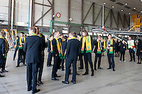 MELBOURNE, AUSTRALIA - MAY 26: Australian Socceroos official farewell event at Melbourne Airport on May 26, 2010 in Melbourne, Australia. Photo by Sydney Low / syd-low.com