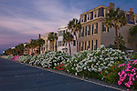 The Charleston Battery row Mansions in the spring are legendary, Charleston offers a great way to spend a week or two, especially for photographers.