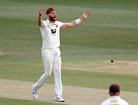 Ivan Thomas appeals for Kent during Kent CCC vs Sussex CCC, Bob Willis Trophy Cricket at The Spitfire Ground on 8th August 2020