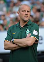 FUSSBALL   1. BUNDESLIGA   SAISON 2011/2012   TESTSPIEL SV Werder Bremen - FC Everton                 02.08.2011 Trainer Thomas SCHAAF (Werder Bremen)