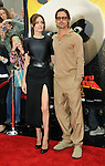 Angelina Jolie and Brad Pitt arriving at the Kung Fu Panda 2 premiere, held at Mann's Chinese theatre Los Angeles, Ca. May 22, 2011. © Fitzroy Barrett