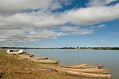 Ibotirama, Bahia State, Brazil. Sao Francisco River.