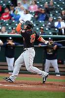 Alex Presley -2015 Fresno Grizzlies (Bill Mitchell)