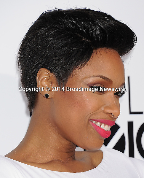 Pictured: Jennifer Hudson<br /> Mandatory Credit &copy; Gilbert Flores /Broadimage<br /> 2014 People's Choice Awards <br /> <br /> 1/8/14, Los Angeles, California, United States of America<br /> Reference: 010814_GFLA_BDG_178<br /> <br /> Broadimage Newswire<br /> Los Angeles 1+  (310) 301-1027<br /> New York      1+  (646) 827-9134<br /> sales@broadimage.com<br /> http://www.broadimage.com