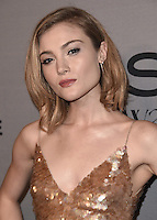 LOS ANGELES - OCTOBER 24:  Skyler Samuels at the 2nd Annual InStyle Awards at The Getty Center on October 24, 2016 in Los Angeles, California.Credit: mpi991/MediaPunch