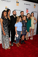 """LOS ANGELES - JUN 19:  Annabelle- Creation, cast, director at the 2017 Los Angeles Film Festival - """"Annabelle: Creation"""" Premiere at the The Theatre at Ace Hotel on June 19, 2017 in Los Angeles, CA"""