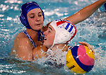Action during the North Island Secondar Schools Plate final between St Kentigern College and St Mary's College.Sacred Heart Aquatic Centre, Auckland,Sunday 2 April 2017. Photo: Simon Watts/www.bwmedia.co.nz