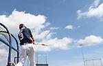 Norichika Aoki (Astros),<br /> FEBRUARY 18, 2017 - MLB :<br /> Houston Astros spring training baseball camp in West Palm Beach, Florida, United States. (Photo by AFLO)