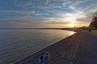 2020 04 09 General views of Swansea Bay, Wales, UK