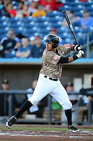 Quad Cities River Bandits third baseman Rio Ruiz #8 during a game against the Wisconsin Timber Rattlers on May 24, 2013 at Modern Woodmen Park in Davenport, Iowa.  Quad Cities defeated Wisconsin 4-3  (Mike Janes/Four Seam Images)