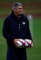 Photo: Richard Lane/Richard Lane Photography. Heroes Rugby Challenge in aid of Help for Heros training at Tedworth Park, Tidworth.  29/11/2011.