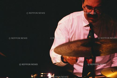 Peter Erskine, Undated : Peter Erskine performing, Tokyo, Japan.