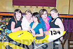 LAUNCH: Launching the Athea Motorcycle Race at The Gables in Athea on Thursday night, Liz Coughlan, Ardagh, Aisling Coughlan, Templeglantine, and Valerie Cremin, Killeedy..