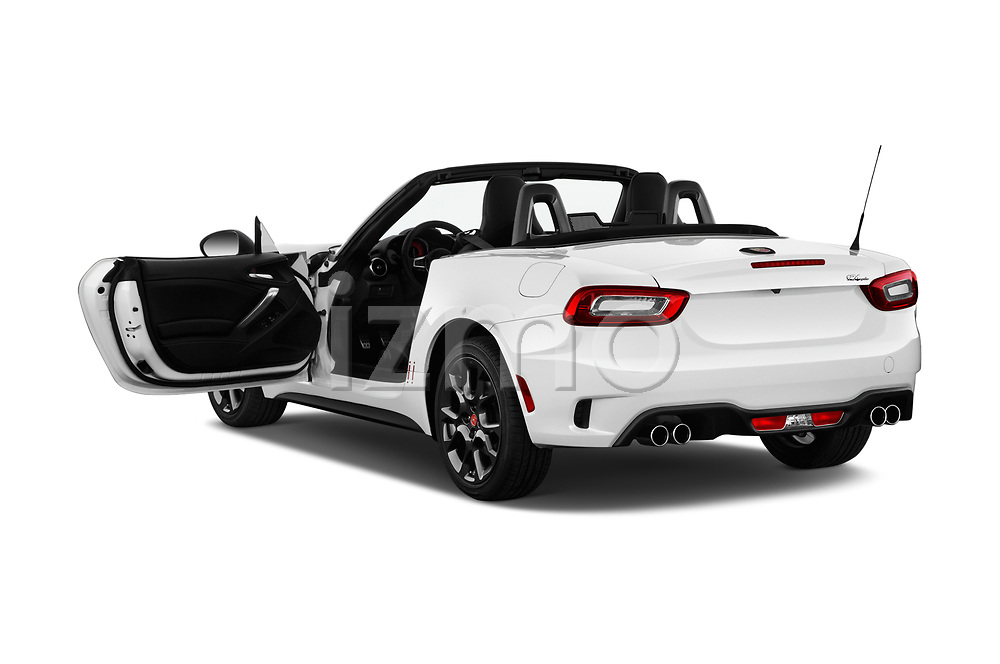 Car images of 2017 Fiat 124-Spider Abarth 2 Door Convertible Doors