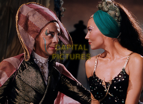Robert Helpmann and Ludmilla Tcherina<br /> in The Tales of Hoffmann (1951) <br /> *Filmstill - Editorial Use Only*<br /> CAP/FB<br /> Image supplied by Capital Pictures