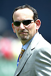 31 August 2004: League Commissioner Don Garber. The MLS Eastern Conference All Stars defeated the MLS Western Conference All Stars 3-2 at RFK Stadium in Washington, DC in the Major League Soccer Sierra Mist All-Star Game..