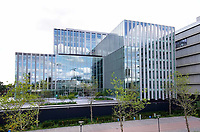 Nederland Utrecht 2018. Rijkskantoor de Knoop.  Foto Berlinda van Dam / Hollandse Hoogte
