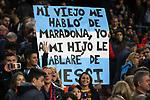 League Santander 2016/2017. Game: 28.<br /> FC Barcelona vs Valencia CF: 4-2.