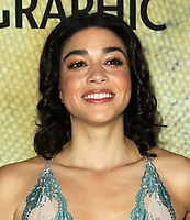 """30 October 2017 - Los Angeles, California - Karina Ortiz. National Geographic's """"The Long Road Home"""" Premiere held at Royce Hall in UCLA in Los Angeles. Photo Credit: AdMedia"""